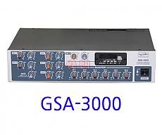 GSA-3000    USB.FM라디오 내장 480W앰프  각각에 스피커 음향조절 가능