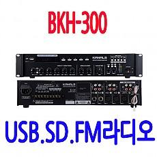 BKH-300  250W 방송용앰프